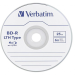 BD-R LTH type 25Gb