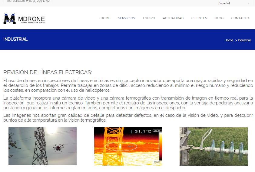 Mdrone.com (v2)